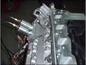 camless electronic valve actuation